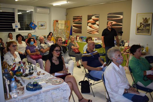 Οι συμμετέχοντες ένιωσαν μέσα τους τον ποιητή της Ελληνικότητας και του Αιγαίου…