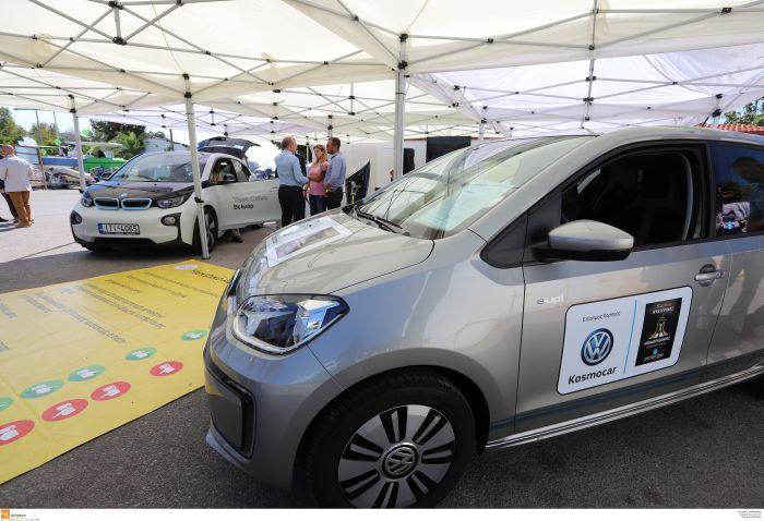 ηλεκτρικο αυτοκινητο επιδοτηση