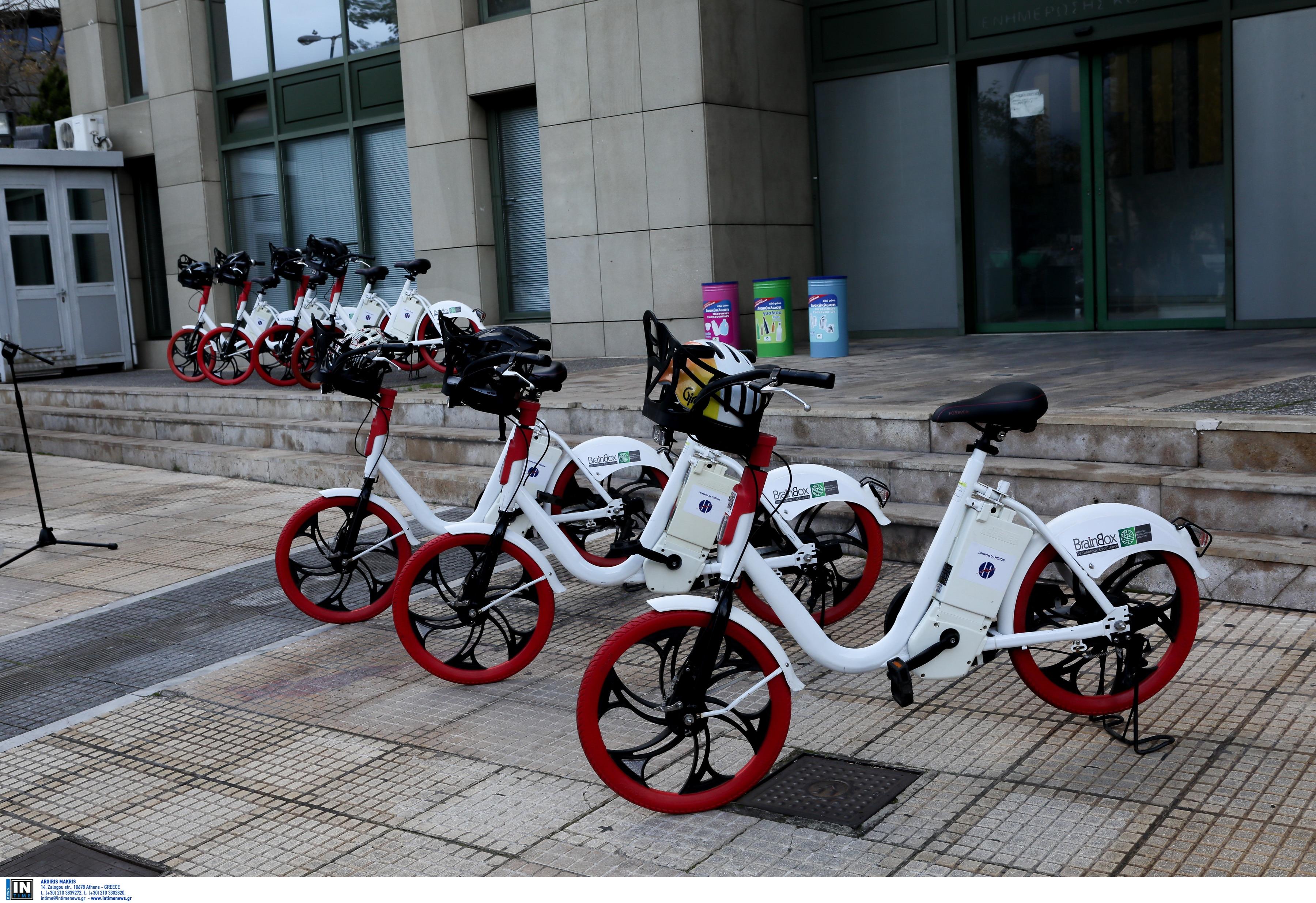 Ηλεκτρικά ποδήλατα