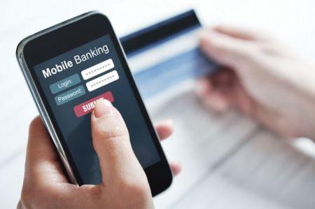ΕΙΚΟΝΟΓΡΑΦΗΣΗ - SMARTPHONE - MOBILE BANKING - shutterstock