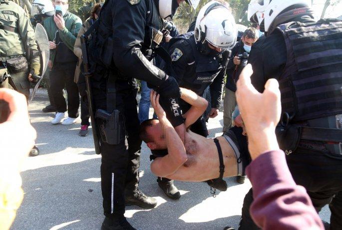 Αστυνομία στο ΑΠΘ