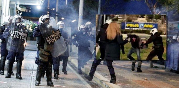Απρόκλητη Αστυνομική βία