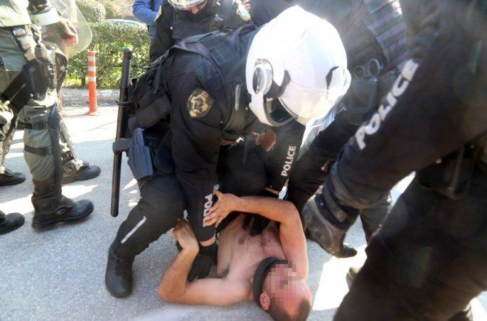 Αστυνομική βία στο ΑΠΘ