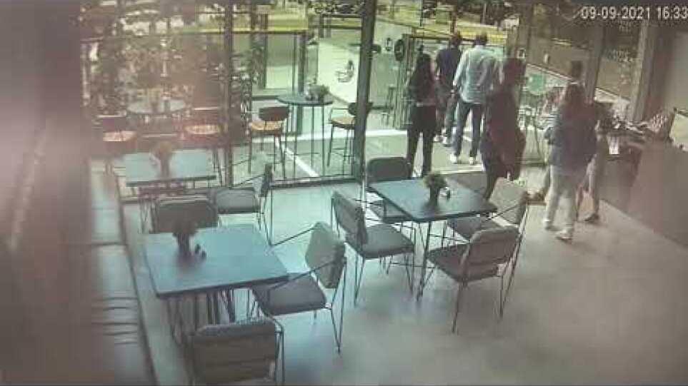 Βίντεο από την ένοπλη επίθεση σε βάρος του 32χρονου στη Λεωφόρο Αλεξάνδρας